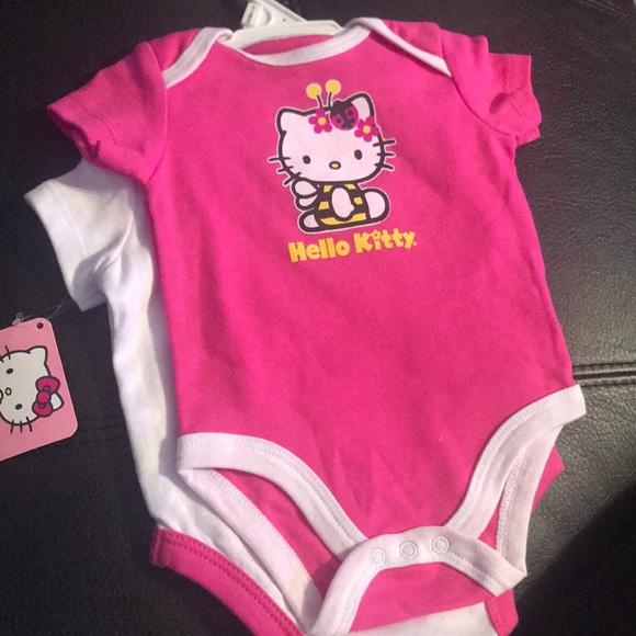 5897bb023 Hello Kitty Shirts & Tops | Baby Shirts | Poshmark